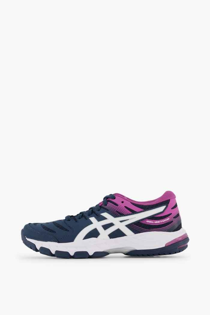 ASICS Gel Beyond 6 chaussures de salle femmes Couleur Bleu 2