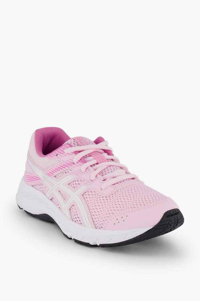 ASICS Gel Contend 6 GS scarpe da corsa bambina Colore Rosa 1