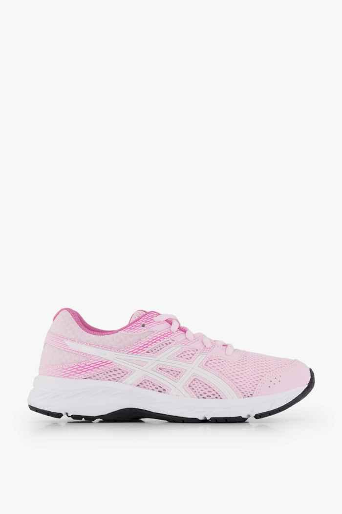 ASICS Gel Contend 6 GS scarpe da corsa bambina Colore Rosa 2