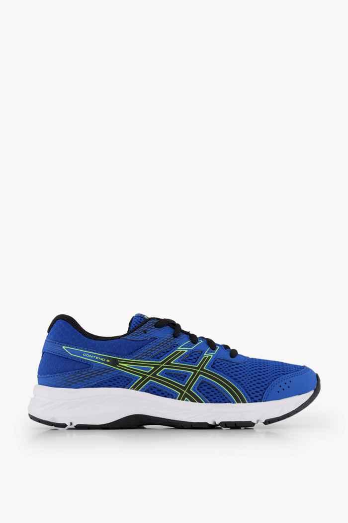 ASICS Gel Contend 6 GS scarpe da corsa bambino Colore Blu 2