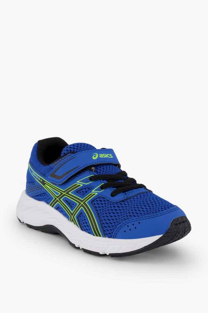 ASICS Gel Contend 6 PS chaussures de course garçons Couleur Bleu 1