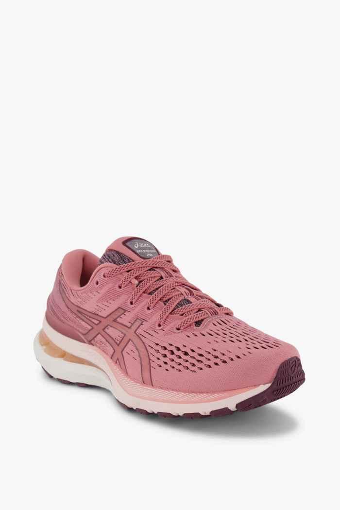 ASICS Gel Kayano 28 Damen Laufschuh Farbe Pink 1