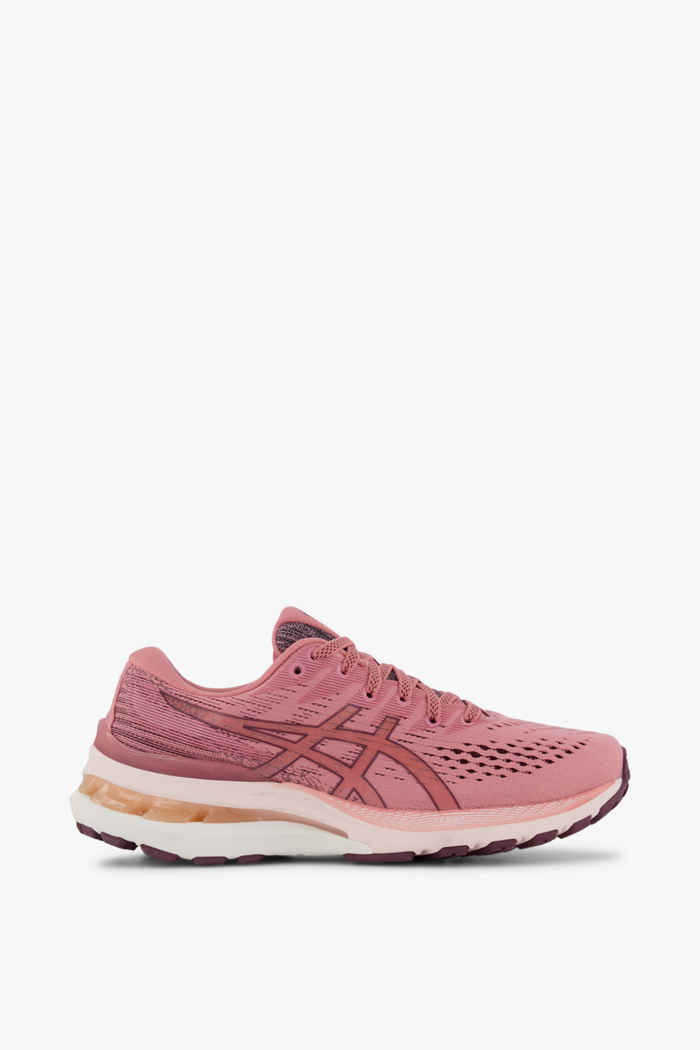 ASICS Gel Kayano 28 Damen Laufschuh Farbe Pink 2