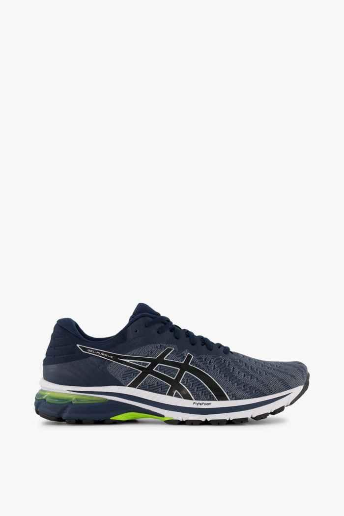 ASICS Gel Pursue 7 chaussures de course hommes Couleur Bleu 2