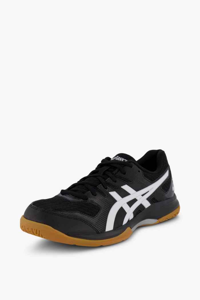 ASICS Gel Rocket 9 chaussures de salle femmes Couleur Noir 1