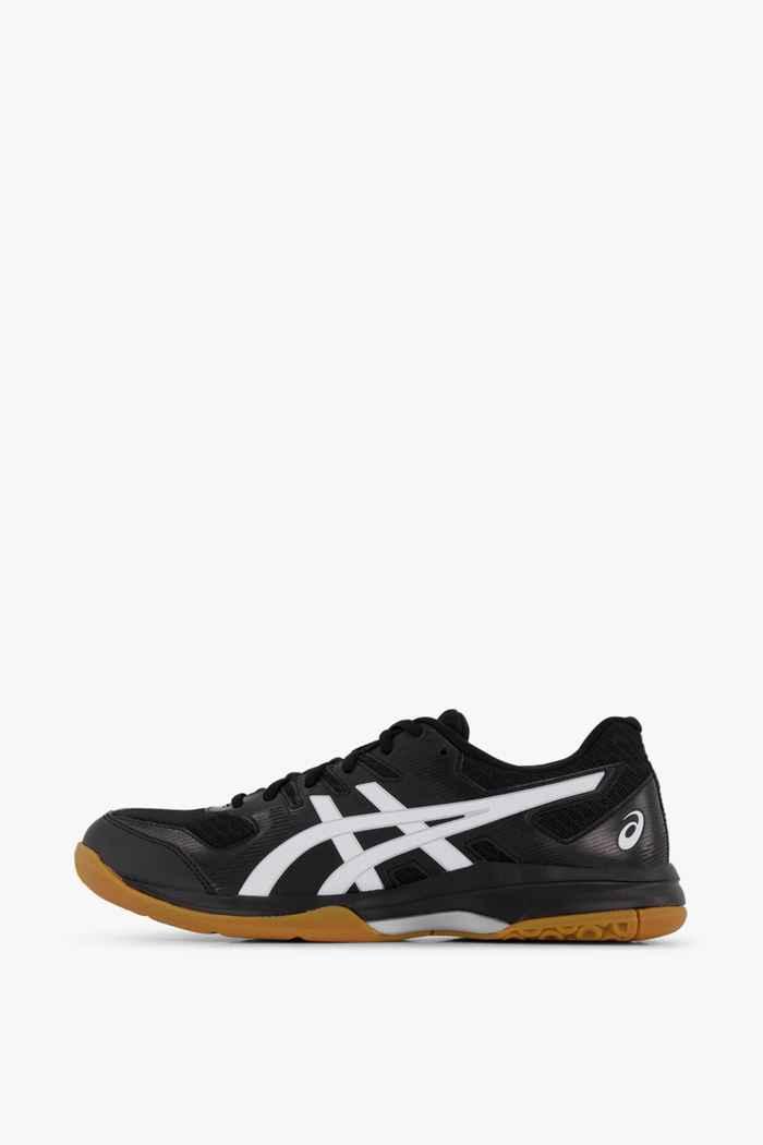 ASICS Gel Rocket 9 chaussures de salle femmes Couleur Noir 2