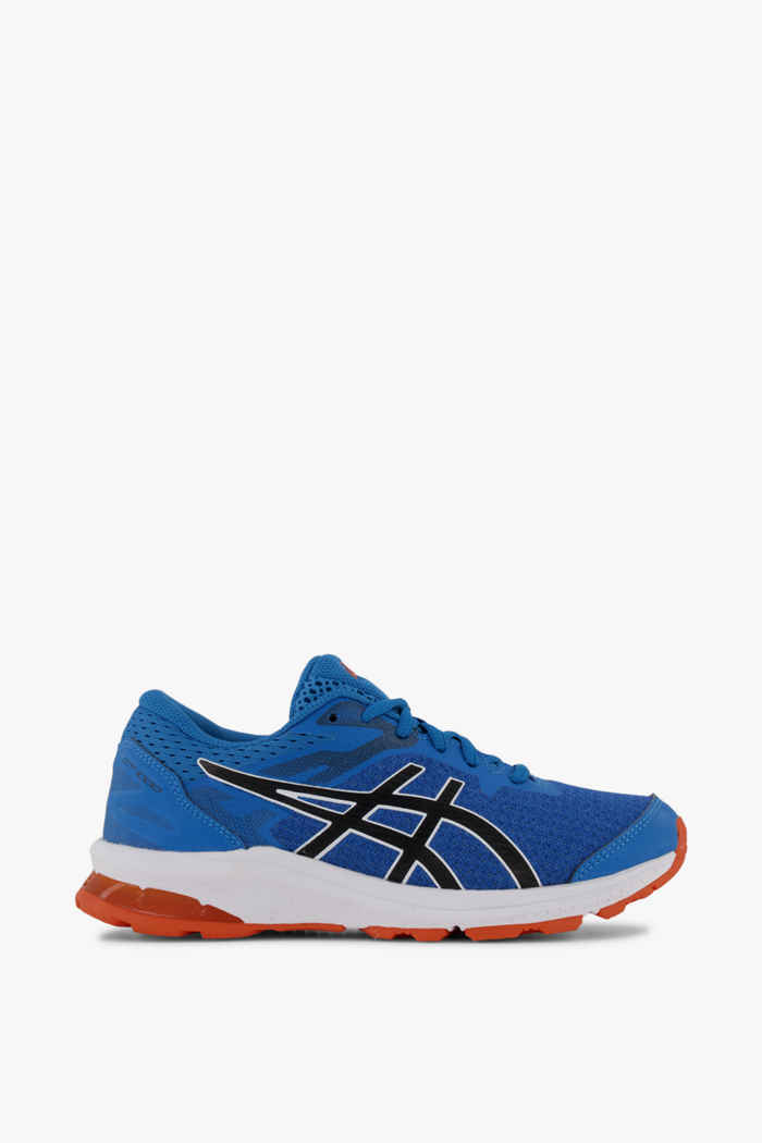 ASICS GT 1000 10 GS chaussures de course garçons Couleur Bleu 2
