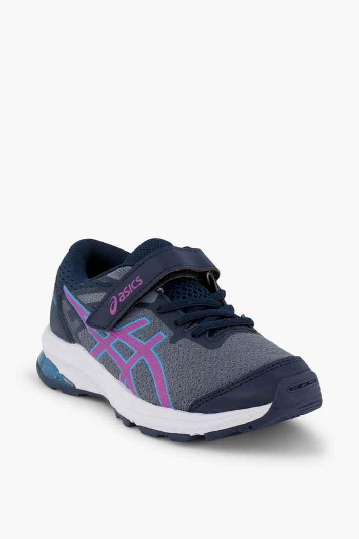 ASICS GT 1000 10 PS chaussure de ski de fond filles Couleur Bleu 1