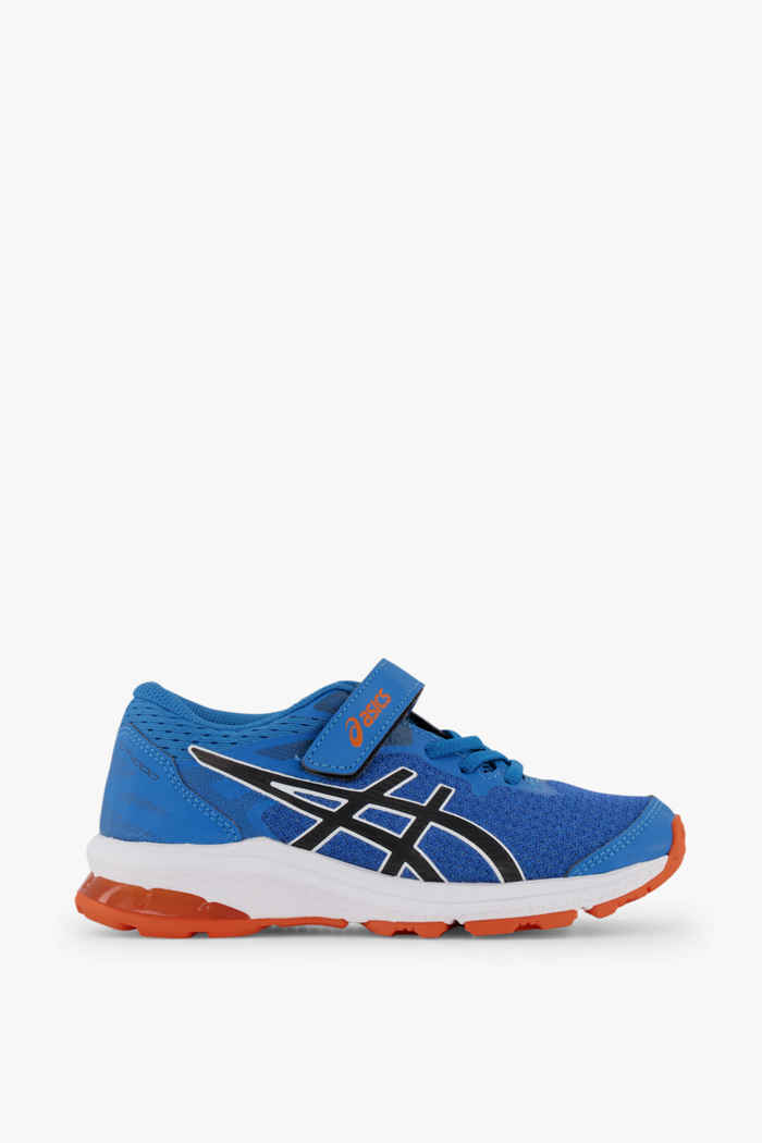 ASICS GT 1000 10 PS chaussures de course garçons Couleur Bleu 2