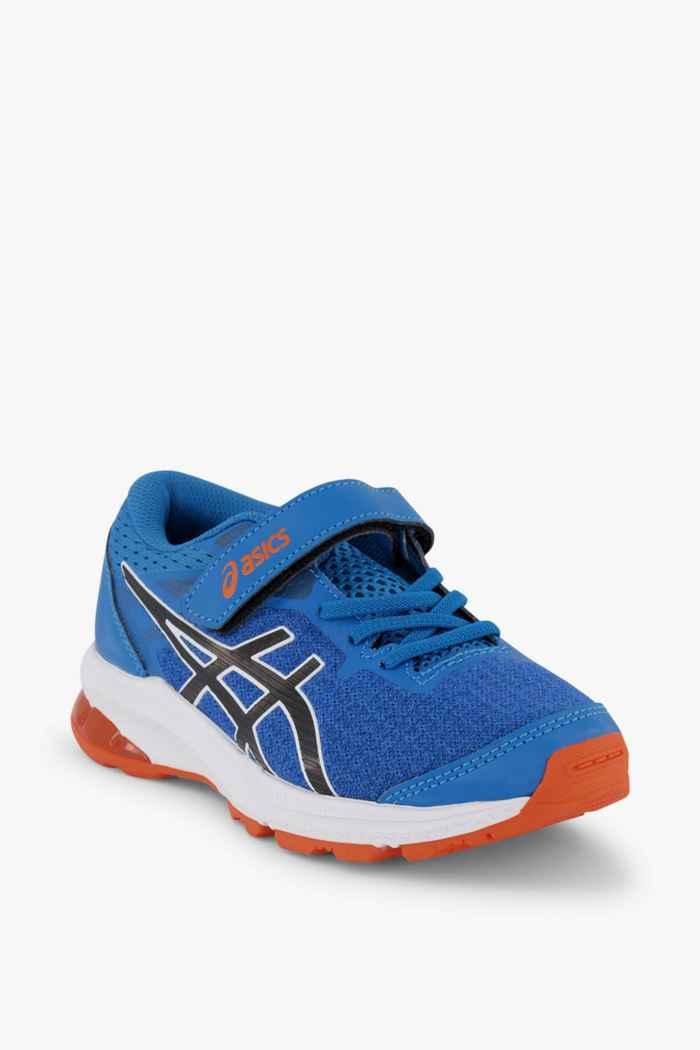 ASICS GT 1000 10 PS Jungen Laufschuh Farbe Blau 1