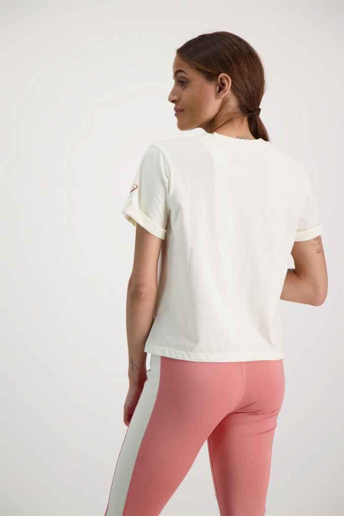 ASICS Nagare t-shirt femmes 2