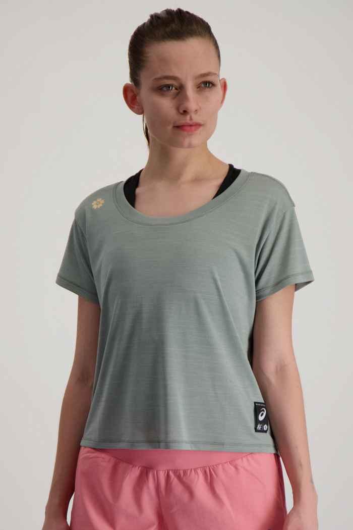 ASICS Sakura Damen T-Shirt 1