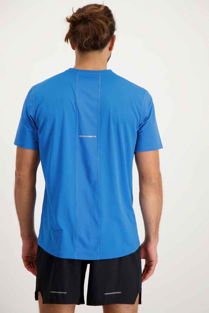 ASICS SMSB Run t-shirt hommes Couleur Bleu 2