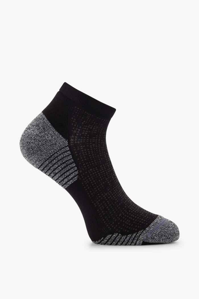 ASICS Ultra Light Quarter 35-46 chaussettes de course Couleur Noir 1