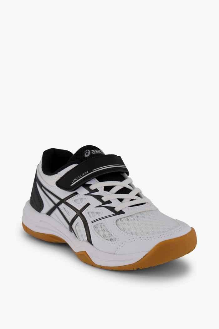 ASICS Upcourt 4 PS chaussures de salle enfants 1