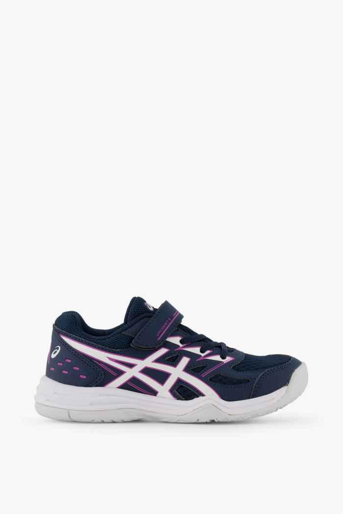 ASICS Upcourt 4 PS chaussures de salle filles Couleur Bleu 2