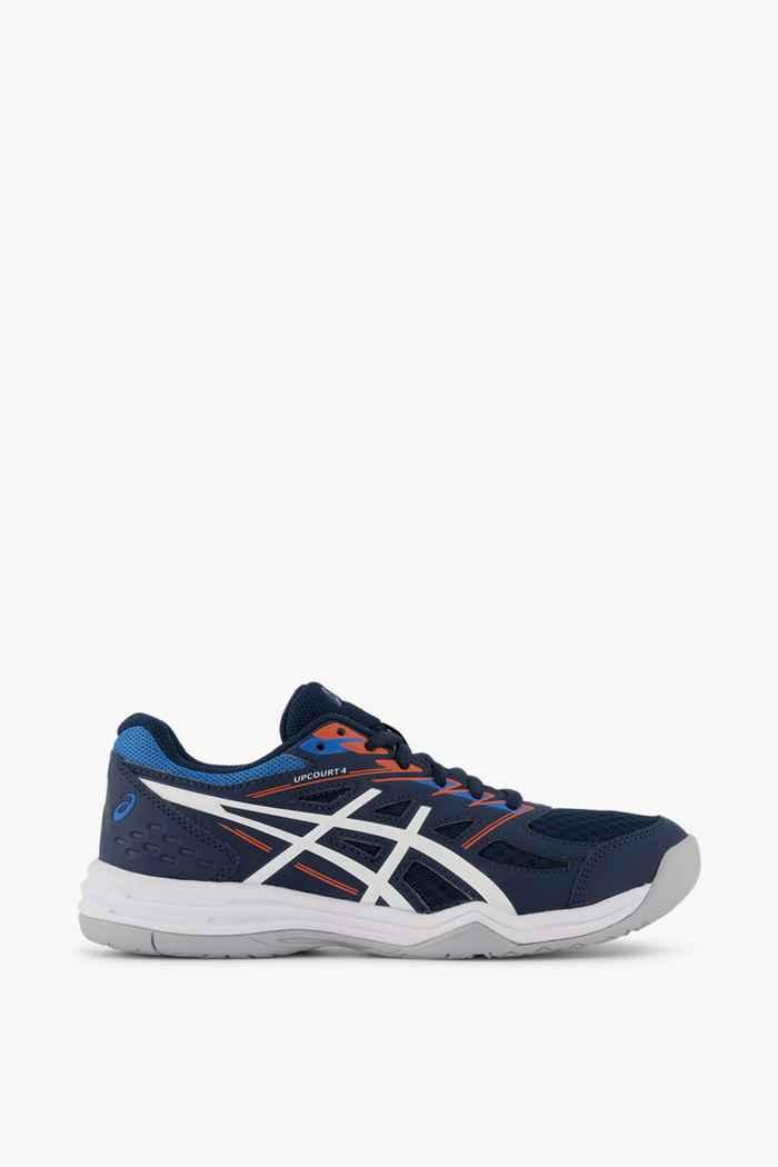 ASICS Upcourt GS chaussures de salle garçons Couleur Bleu 2