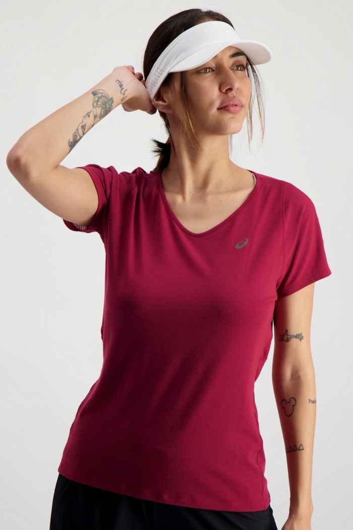 ASICS V-Neck t-shirt femmes 1