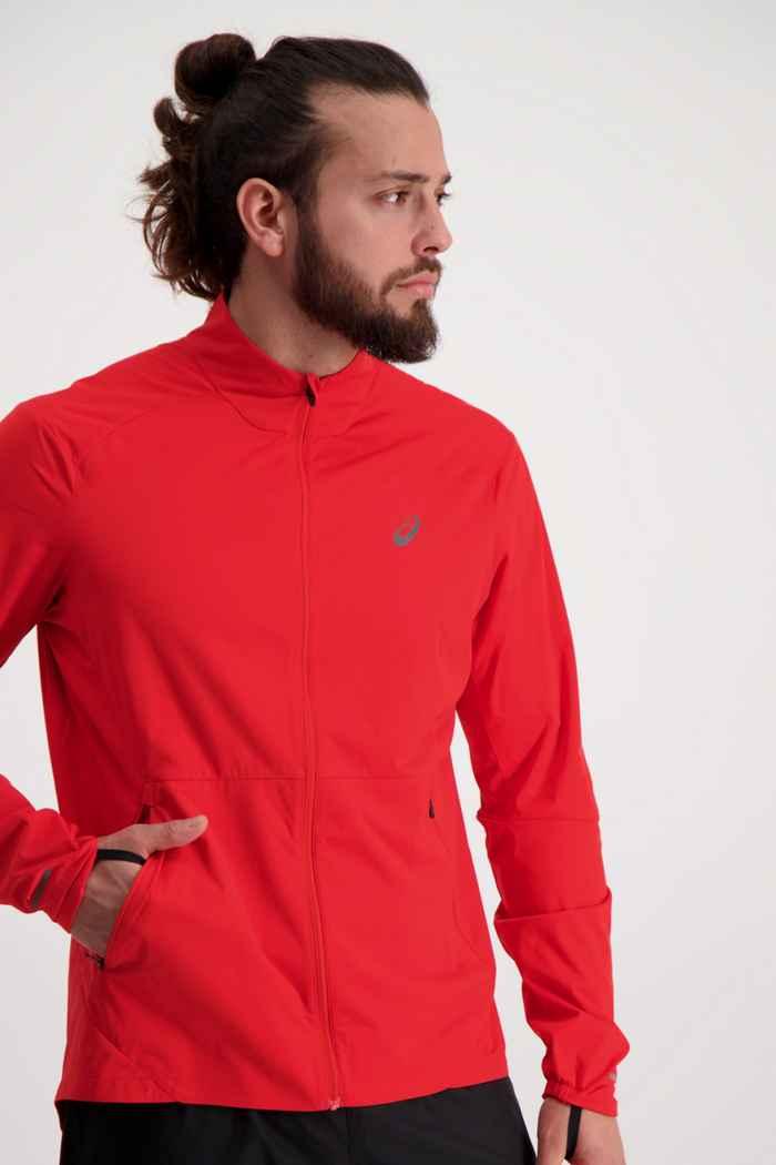 ASICS Ventilate giacca da corsa uomo 1