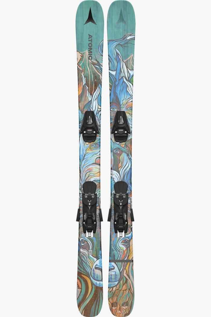 Atomic Bent Chetler Mini 133-143 cm Kinder Ski Set 21/22 1