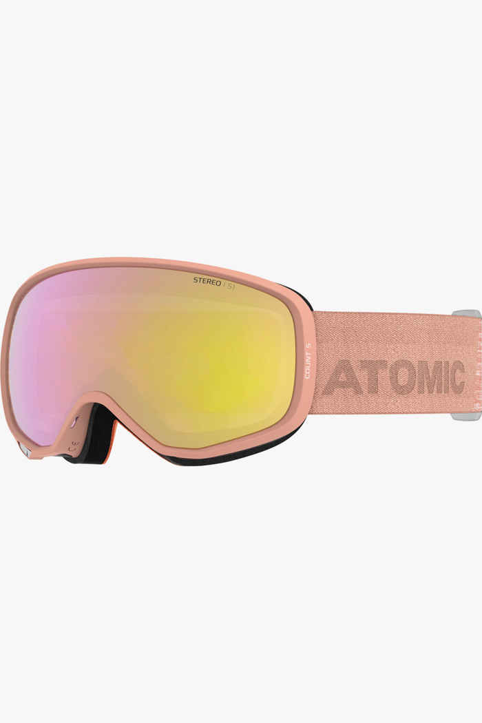 Atomic Conut S Stereo Damen Skibrille 1