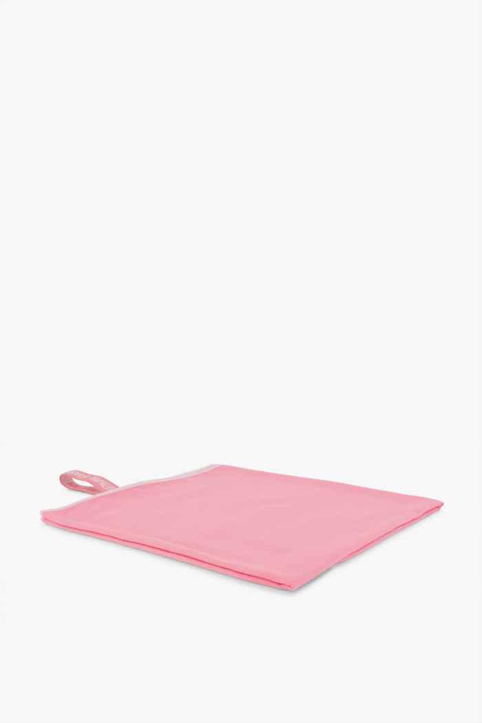 Beach Mountain 75 cm x 130 cm Mikrofasertuch Farbe Pink 1