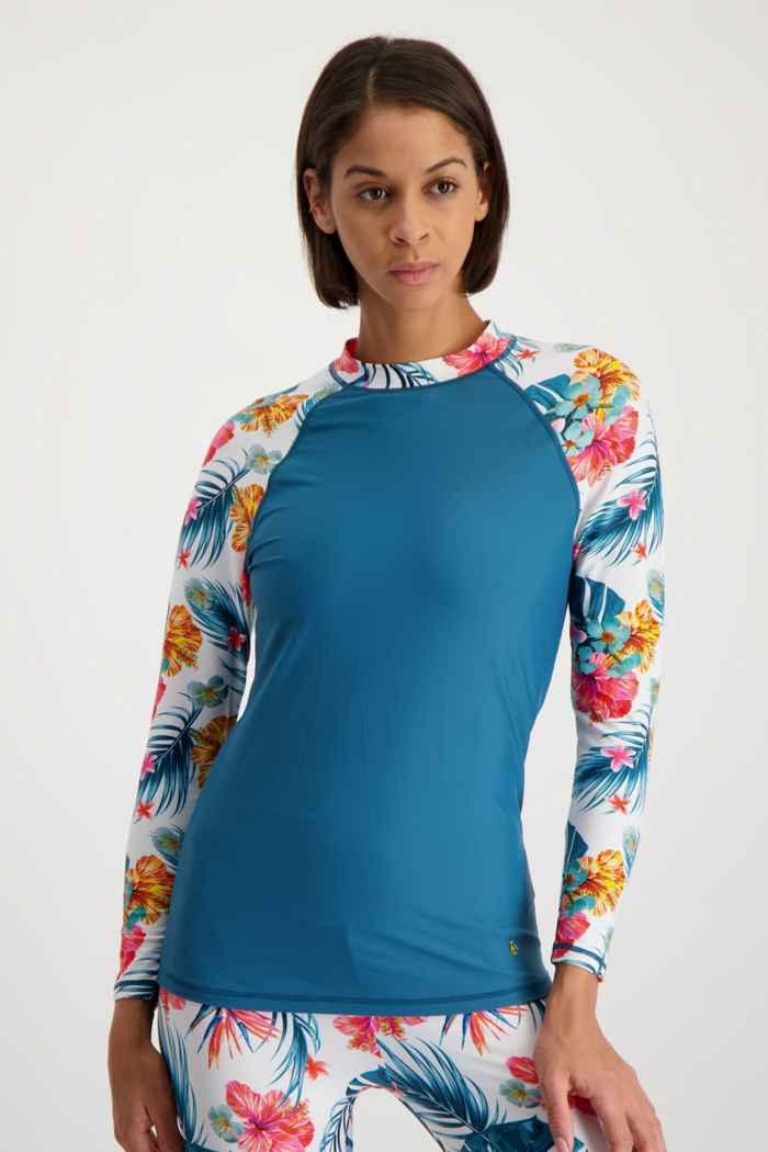 Beach Mountain Damen Lycra Shirt 1