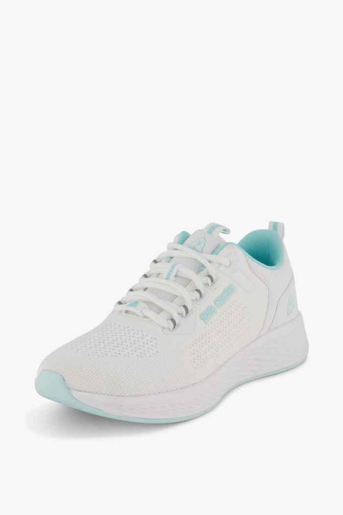 Beach Mountain Delicate Damen Sneaker Farbe Weiß 1