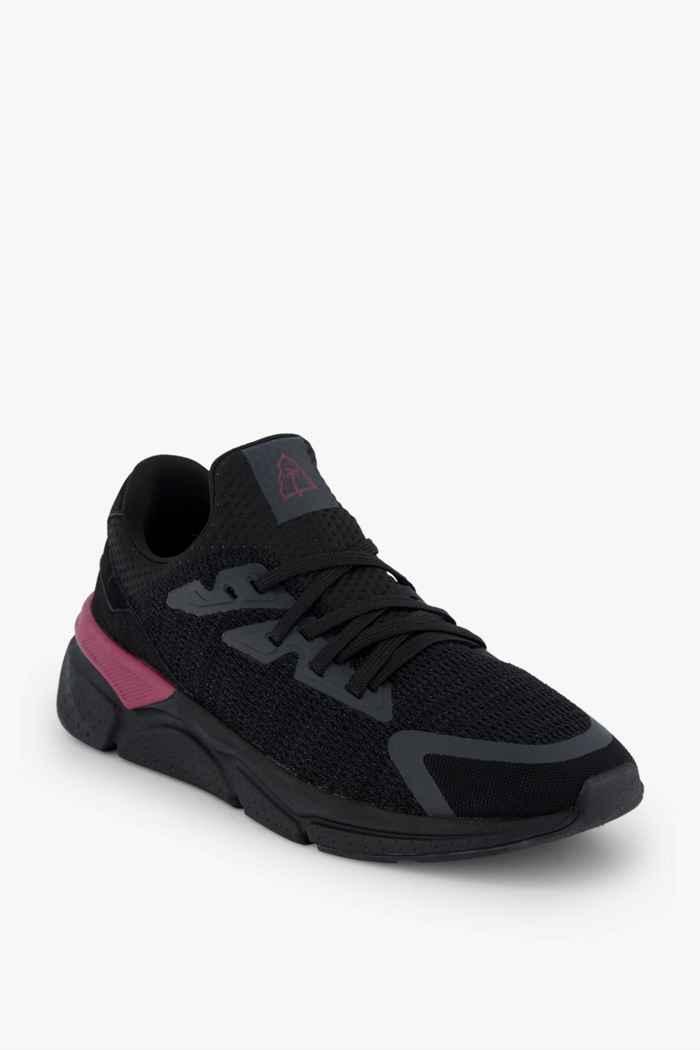 Beach Mountain Delight sneaker donna Colore Nero 1