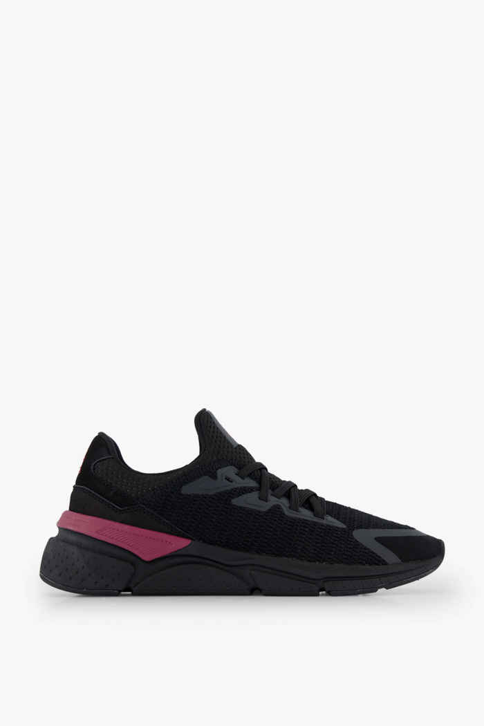 Beach Mountain Delight sneaker donna Colore Nero 2