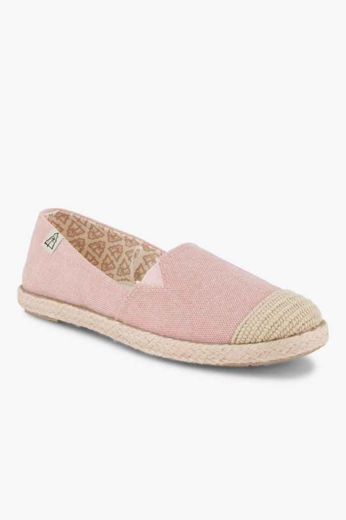 Beach Mountain Gipsy slipper femmes Couleur Rose 1
