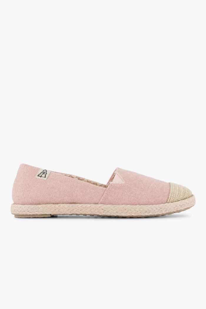 Beach Mountain Gipsy slipper femmes Couleur Rose 2