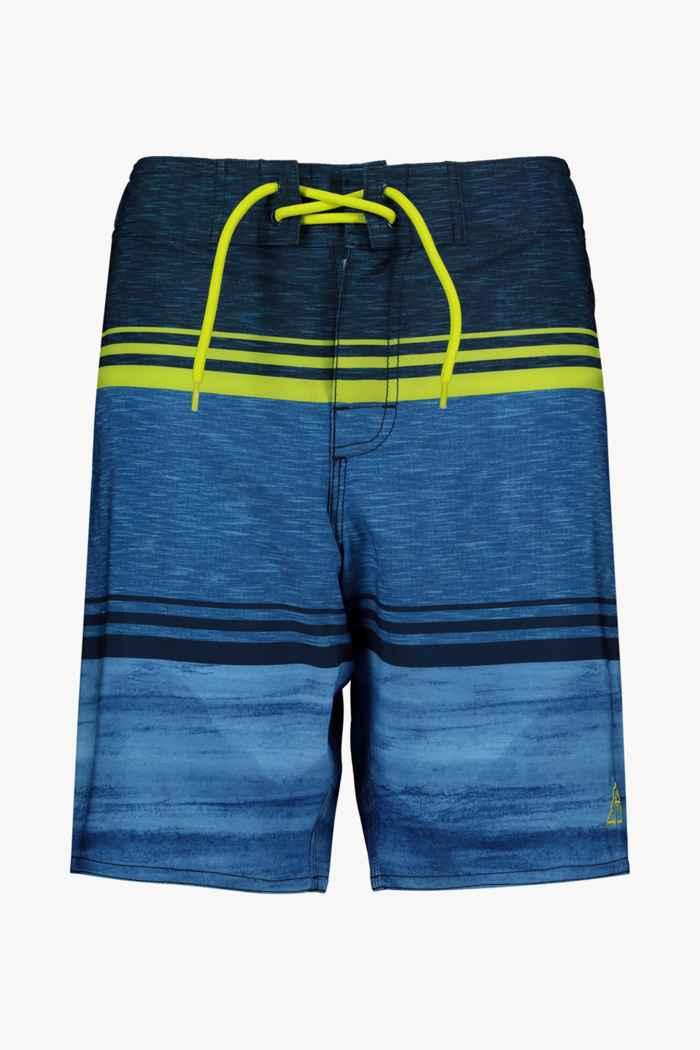 Beach Mountain maillot de bain garçons Couleur Bleu 1