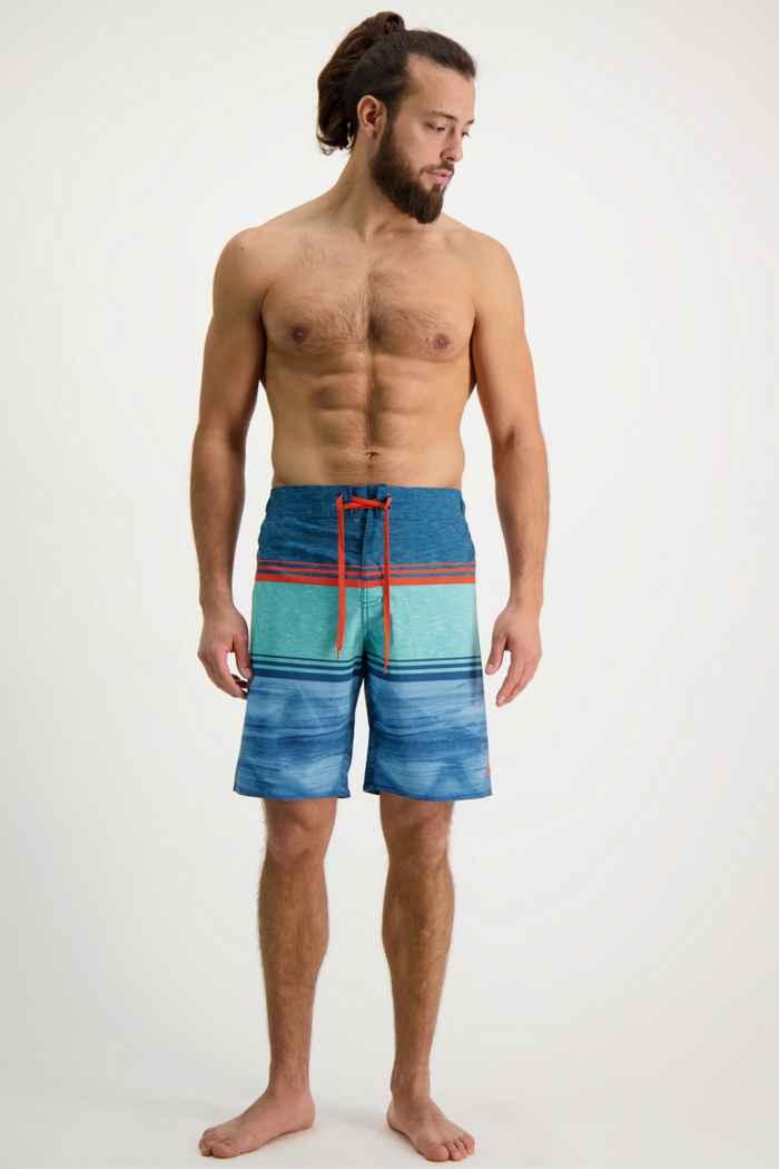 Beach Mountain maillot de bain hommes Couleur Bleu 1