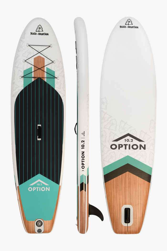 Beach Mountain Option 10.2 Stand Up Paddle (SUP) 2021 2