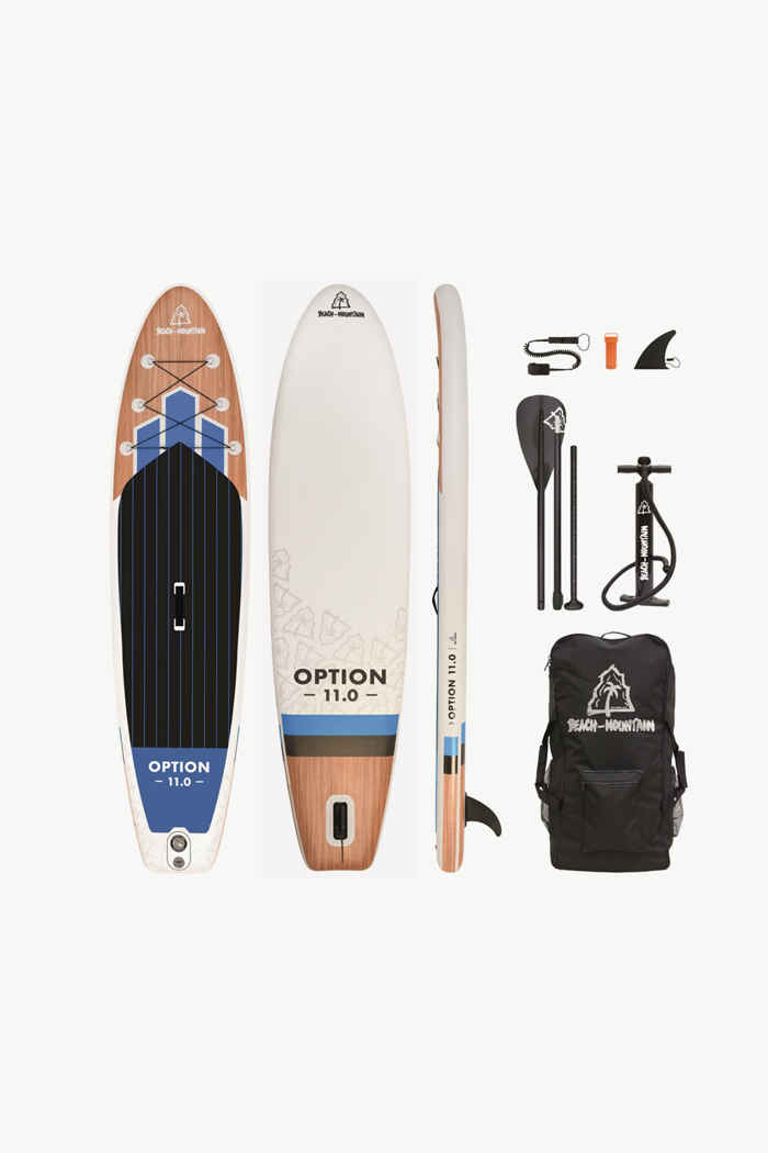 Beach Mountain Option 11 stand up paddle (SUP) 2021 1