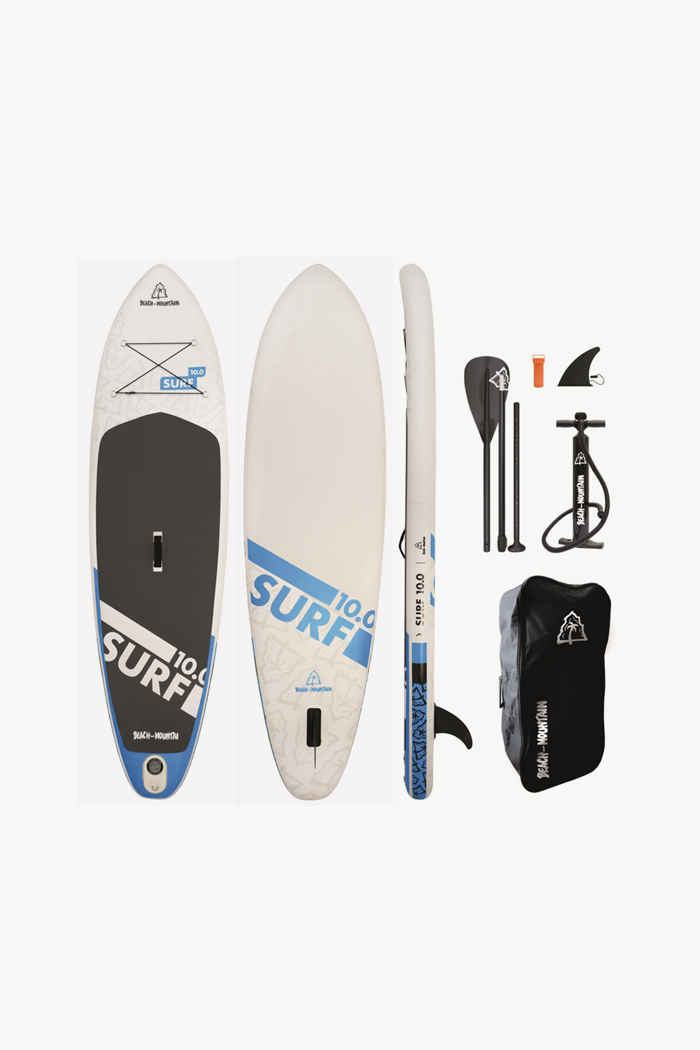 Beach Mountain Surf 10 stand up paddle (SUP) 2021 1