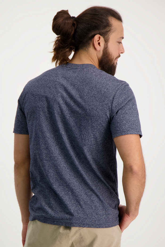 Beach Mountain t-shirt uomo Colore Blu navy 2