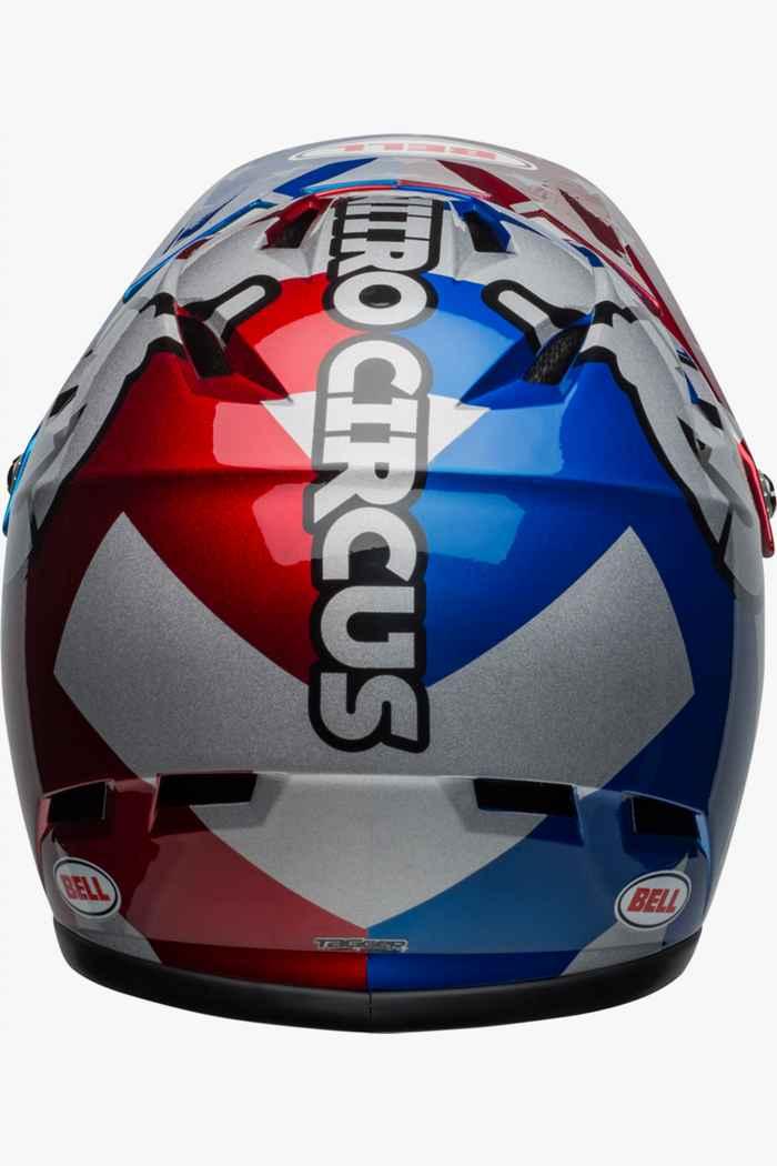 Bell Sanction casco per ciclista Colore Blu-rosso 2