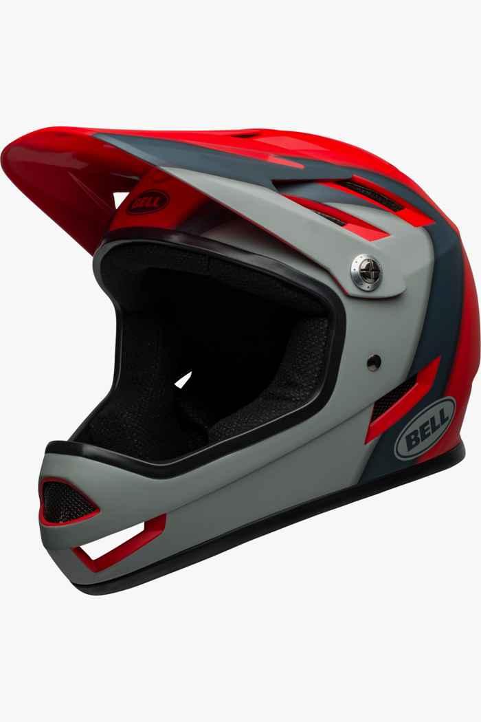 Bell Sanction casco per ciclista Colore Rosso 1