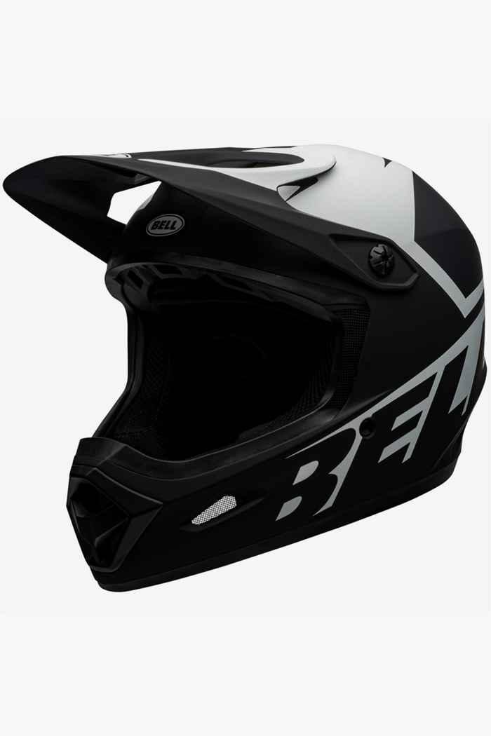 Bell Transfer casco per ciclista Colore Nero-bianco 1