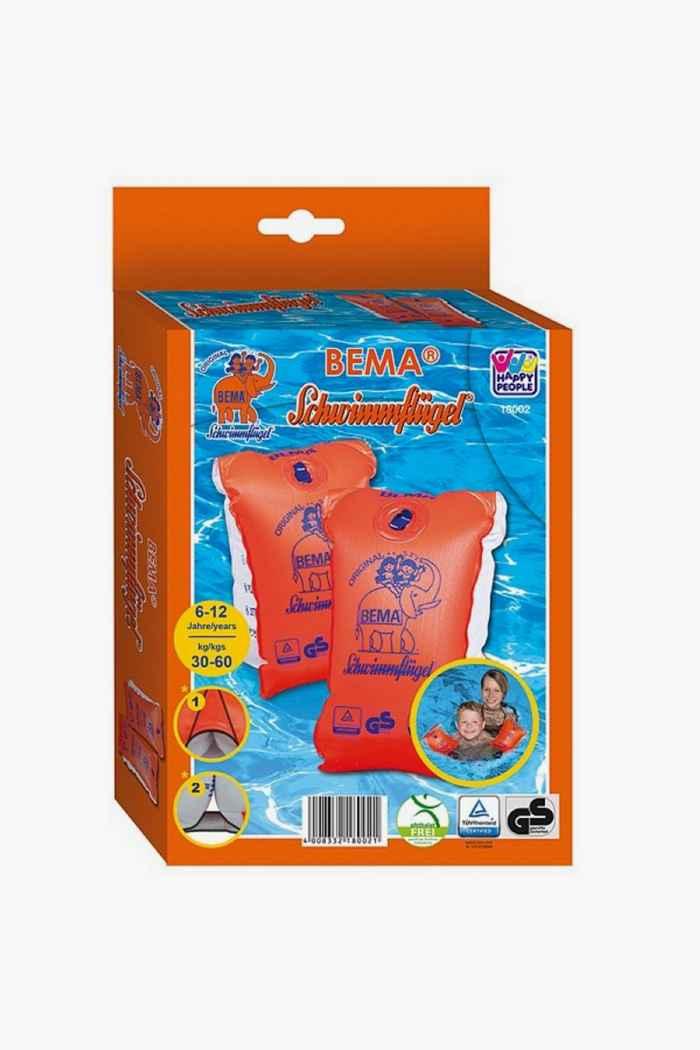 Bema 30-60 kg braccioli Colore Arancio 2