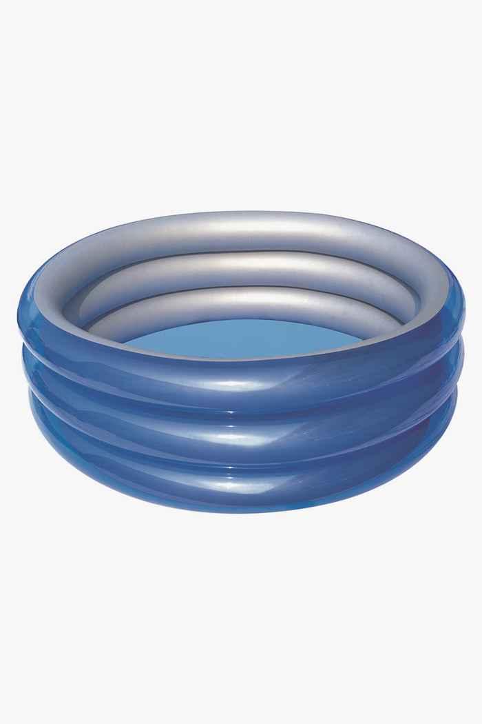 Bestway Big Metallic 3-Ring piscine 1