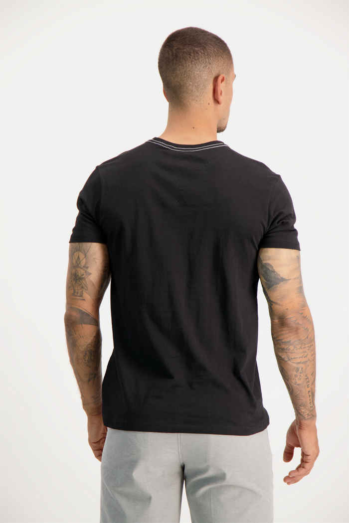 Billabong Stock Pile t-shirt hommes Couleur Noir 2