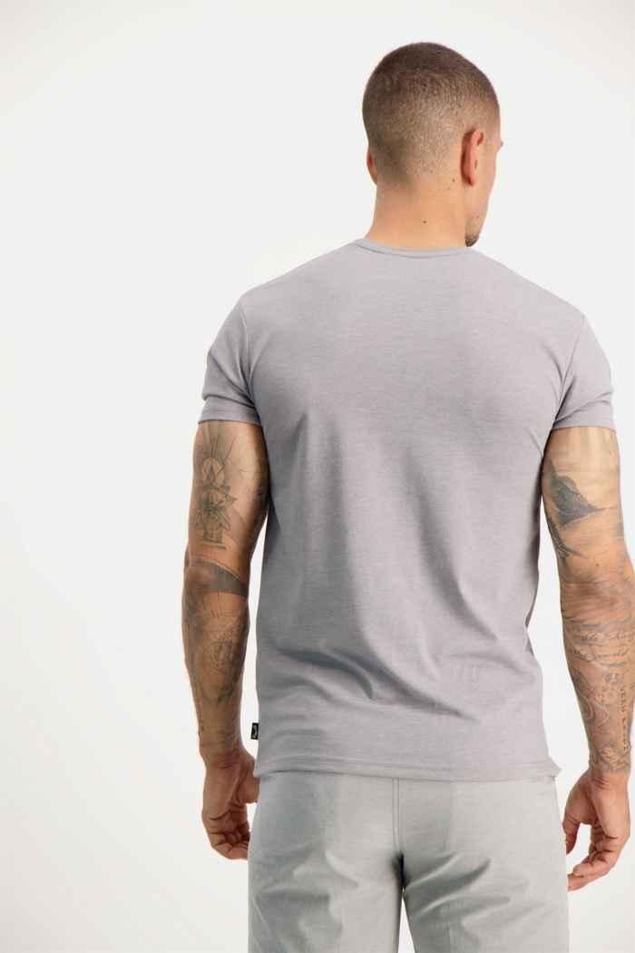 Billabong Team Pocket 50+ lycra shirt uomo Colore Grigio 2