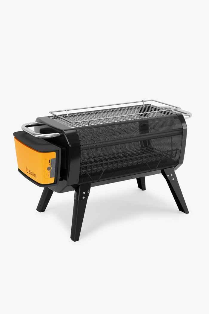 Biolite Firepit + barbecue 1