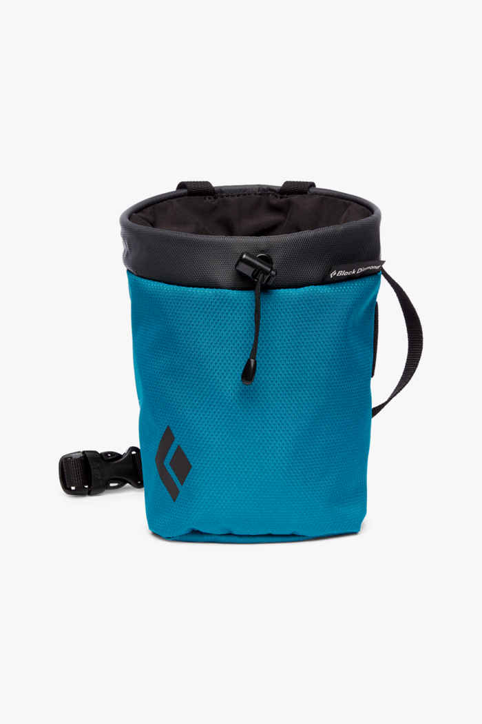 Black Diamond Repo chalkbag Colore Blu oceano 1