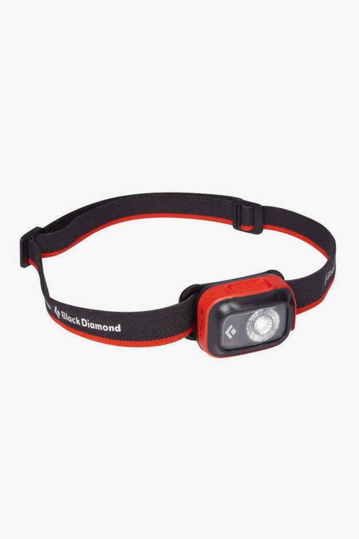 Black Diamond Sprint 225 lampe frontale Couleur Rouge 1