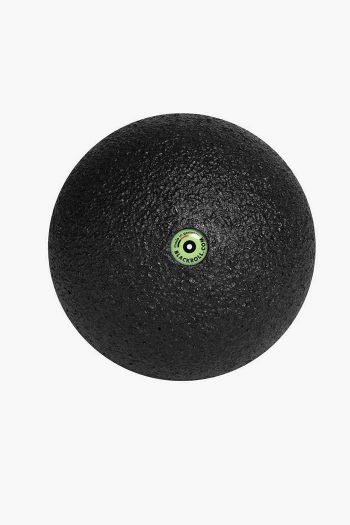 Blackroll 12 cm pallina da massaggio Colore Nero 1