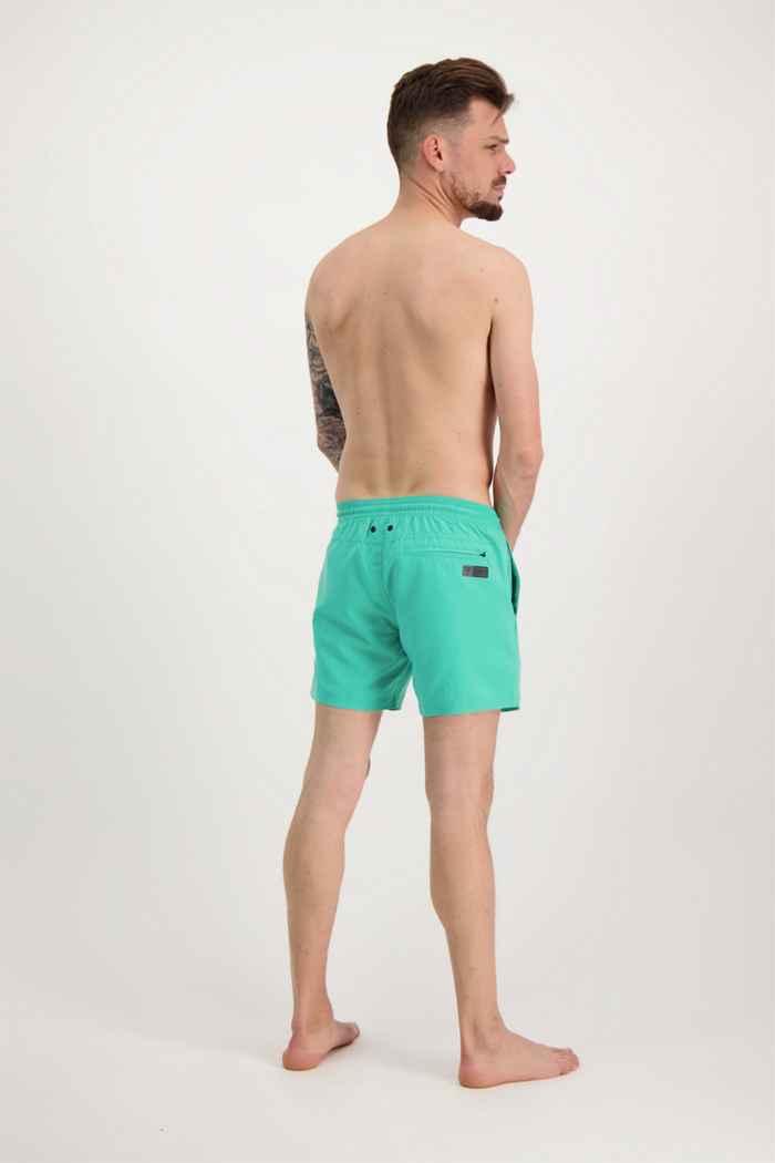 Brunotti CrunECO-N maillot de bain hommes Couleur Turquoise 2